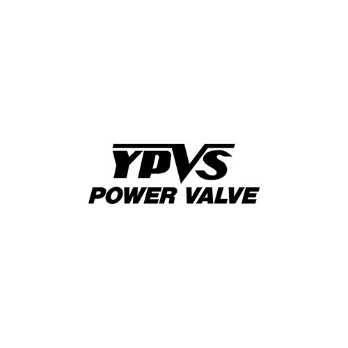 YPVS power valve Aftermarket Decal High glossy, premium 3 mill vinyl, with a life span of 5 - 7 years!