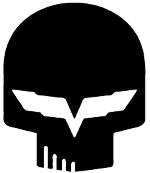 Corvette Jake Skull