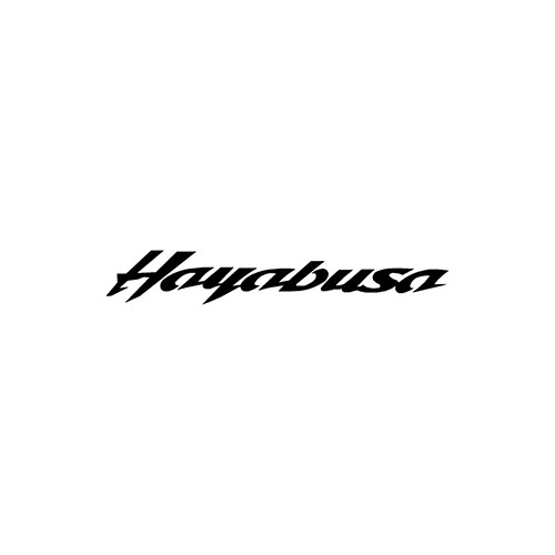 HAYABUSA  Aftermarket Decal High glossy, premium 3 mill vinyl, with a life span of 5 - 7 years!