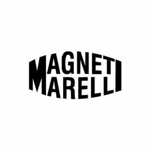 MAGNETI MARELLI  Aftermarket Decal High glossy, premium 3 mill vinyl, with a life span of 5 - 7 years!