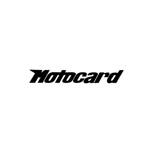 MOTOCARD Aftermarket Decal High glossy, premium 3 mill vinyl, with a life span of 5 - 7 years!