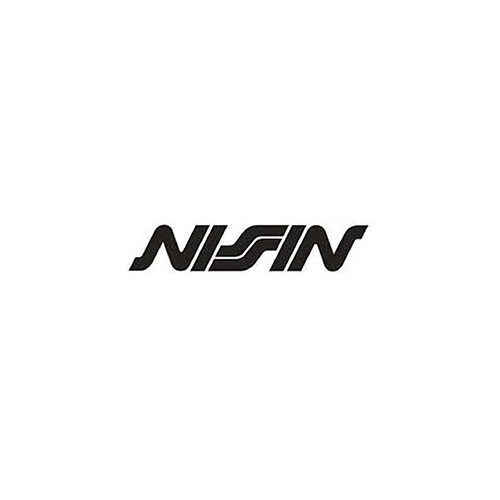 NISSIN Aftermarket Decal High glossy, premium 3 mill vinyl, with a life span of 5 - 7 years!