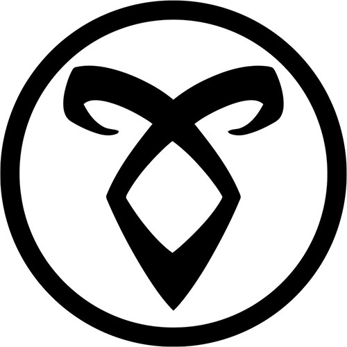 Angelic Power Rune Vinyl Decal <div> High glossy, premium 3 mill vinyl, with a life span of 5 – 7 years! </div>