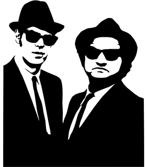 Blues Brothers Style 2
