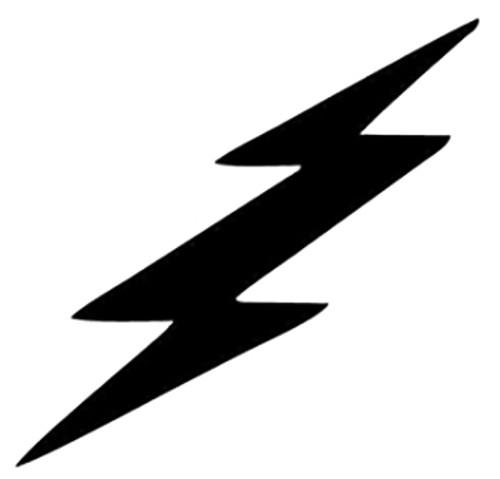 Harry Potter Lightning Bolt