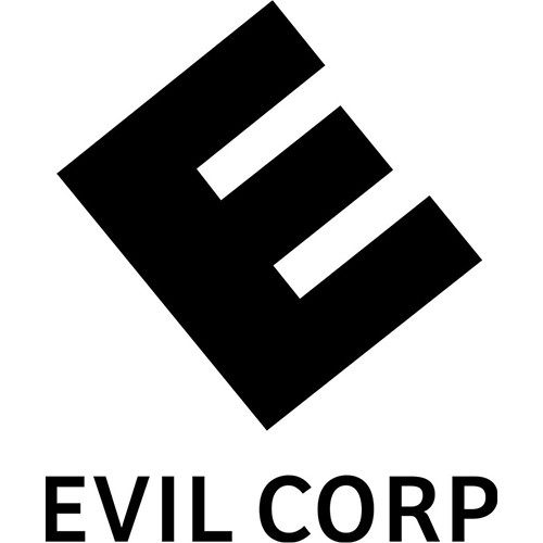 Mr Robot Evil Corp Vinyl Decal <div> High glossy, premium 3 mill vinyl, with a life span of 5 – 7 years! </div>