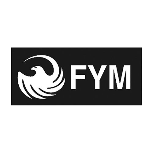 15262 fym logo couleur Vinyl Decal <div> High glossy, premium 3 mill vinyl, with a life span of 5 – 7 years! </div>