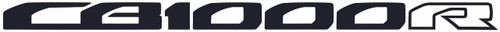 Honda CB1000R Logo 2 Vinyl Decal