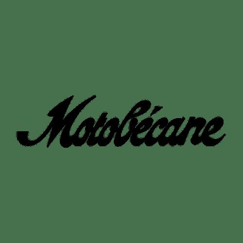 19024 motobecane logo 2 Vinyl Decal <div> High glossy, premium 3 mill vinyl, with a life span of 5 – 7 years! </div>