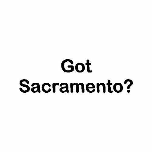Capital Got Sacramento Ca  Vinyl Decal Sticker  Size option will determine the size from the longest side Industry standard high performance calendared vinyl film Cut from Oracle 651 2.5 mil Outdoor durability is 7 years Glossy surface finish