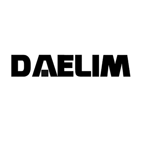 30918 DAELIM Vinyl Decal <div> High glossy, premium 3 mill vinyl, with a life span of 5 – 7 years! </div>