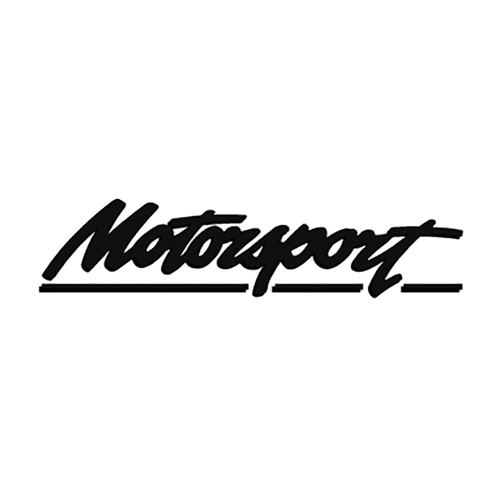 50008 motorsport logo Vinyl Decal <div> High glossy, premium 3 mill vinyl, with a life span of 5 – 7 years! </div>