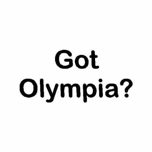 Capital Got Olympia Wa  Vinyl Decal Sticker  Size option will determine the size from the longest side Industry standard high performance calendared vinyl film Cut from Oracle 651 2.5 mil Outdoor durability is 7 years Glossy surface finish