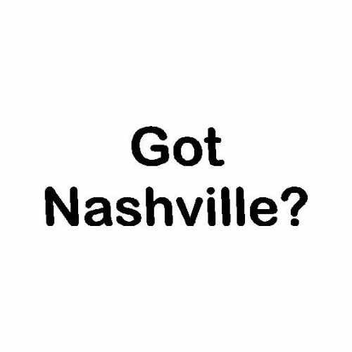 Capital Got Nashville Tn  Vinyl Decal Sticker  Size option will determine the size from the longest side Industry standard high performance calendared vinyl film Cut from Oracle 651 2.5 mil Outdoor durability is 7 years Glossy surface finish