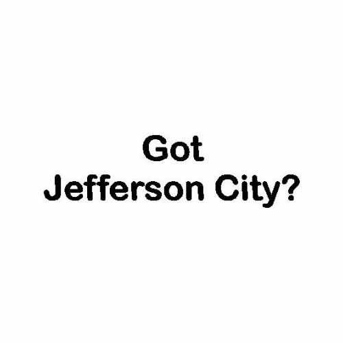 Capital Got Jefferson City Mo  Vinyl Decal Sticker  Size option will determine the size from the longest side Industry standard high performance calendared vinyl film Cut from Oracle 651 2.5 mil Outdoor durability is 7 years Glossy surface finish