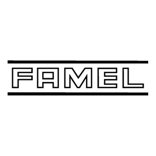 Famel 2 Vinyl Decal <div> High glossy, premium 3 mill vinyl, with a life span of 5 – 7 years! </div>