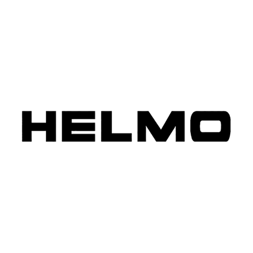 helmo logo 2 Vinyl Decal <div> High glossy, premium 3 mill vinyl, with a life span of 5 – 7 years! </div>
