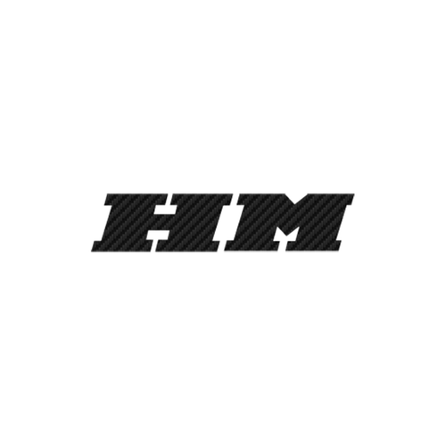 HM 3 carbone Vinyl Decal <div> High glossy, premium 3 mill vinyl, with a life span of 5 – 7 years! </div>