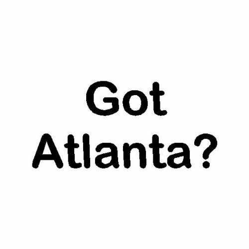 Capital Got Atlanta Ga  Vinyl Decal Sticker  Size option will determine the size from the longest side Industry standard high performance calendared vinyl film Cut from Oracle 651 2.5 mil Outdoor durability is 7 years Glossy surface finish