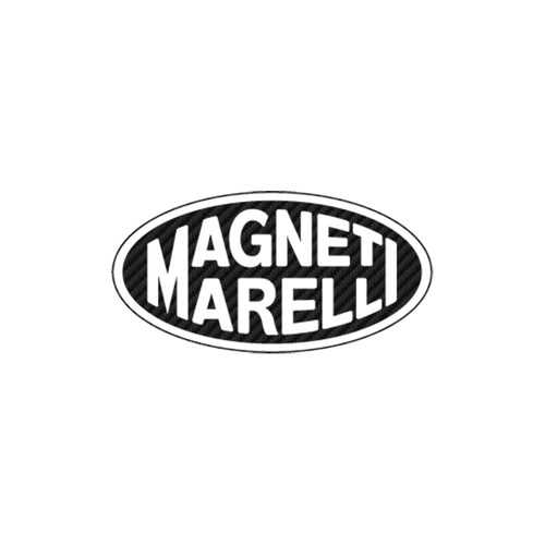 Magneti Marelli carbone Vinyl Decal <div> High glossy, premium 3 mill vinyl, with a life span of 5 – 7 years! </div>