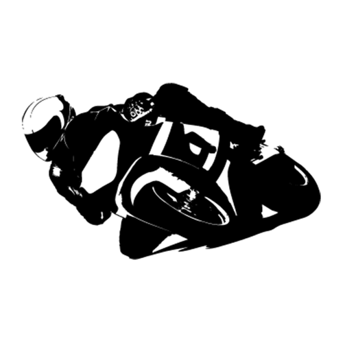Moto 3432 Vinyl Decal <div> High glossy, premium 3 mill vinyl, with a life span of 5 – 7 years! </div>