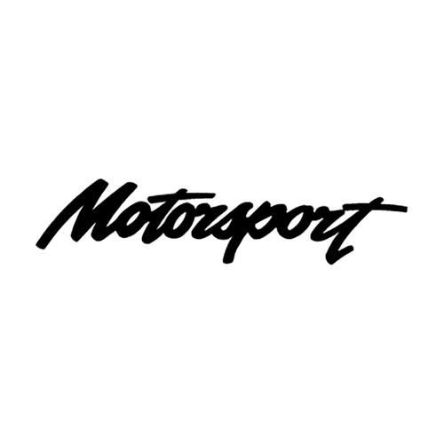 motorsport logo 2 Vinyl Decal <div> High glossy, premium 3 mill vinyl, with a life span of 5 – 7 years! </div>