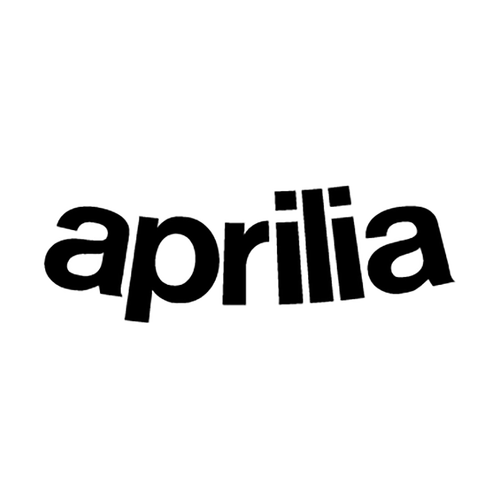 aprilia courbe Vinyl Decal <div> High glossy, premium 3 mill vinyl, with a life span of 5 – 7 years! </div>