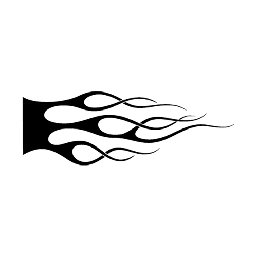 flamme 109 Vinyl Decal <div> High glossy, premium 3 mill vinyl, with a life span of 5 – 7 years! </div>