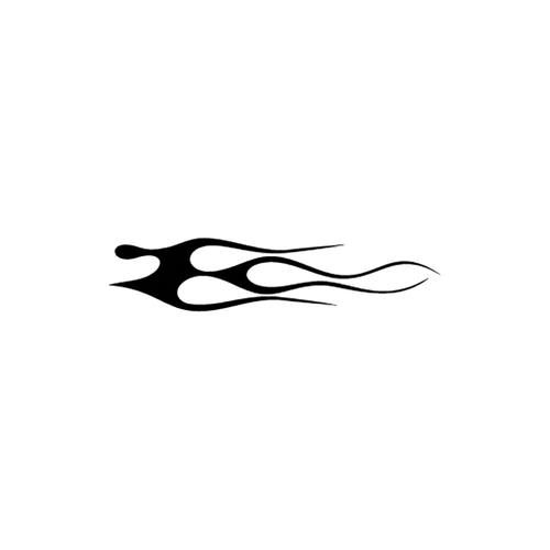 flamme 60 carbone Vinyl Decal <div> High glossy, premium 3 mill vinyl, with a life span of 5 – 7 years! </div>