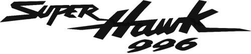 Honda Super Hawk 996