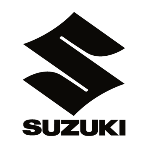 Suzuki Logo 3 Vinyl Decal <div> High glossy, premium 3 mill vinyl, with a life span of 5 – 7 years! </div>