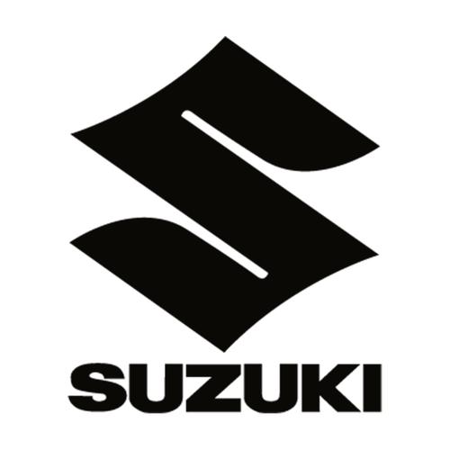 Suzuki Logo 3 Vinyl Decal <div> High glossy, premium 3 mill vinyl, with a life span of 5 – 7 years! </div>