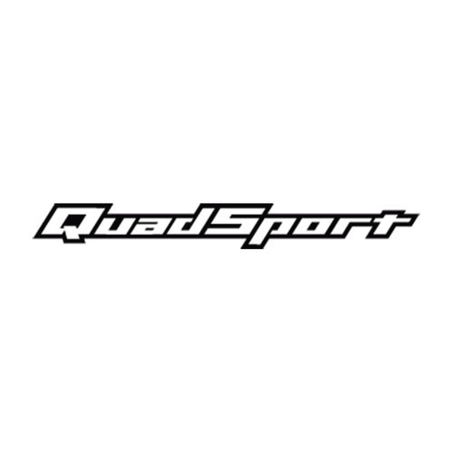 Suzuki Quadsport Vinyl Decal <div> High glossy, premium 3 mill vinyl, with a life span of 5 – 7 years! </div>