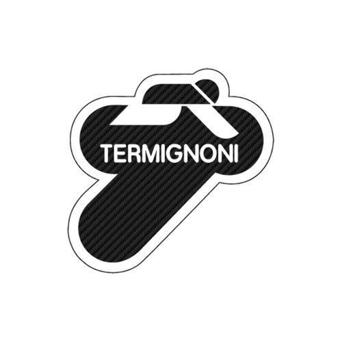 Termignoni 2 carbone Vinyl Decal <div> High glossy, premium 3 mill vinyl, with a life span of 5 – 7 years! </div>