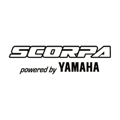 Yamaha Scorpa Vinyl Decal <div> High glossy, premium 3 mill vinyl, with a life span of 5 – 7 years! </div>