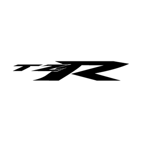 Yamaha TZ R 2 Vinyl Decal <div> High glossy, premium 3 mill vinyl, with a life span of 5 – 7 years! </div>