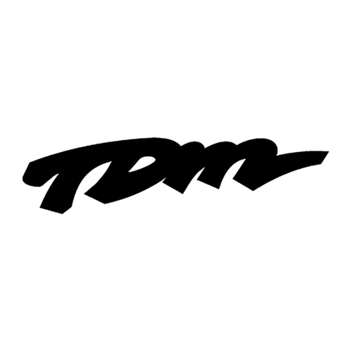 yamaha tdm Vinyl Decal <div> High glossy, premium 3 mill vinyl, with a life span of 5 – 7 years! </div>