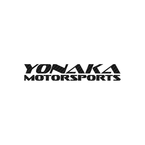 Yonaka carbone Vinyl Decal <div> High glossy, premium 3 mill vinyl, with a life span of 5 – 7 years! </div>