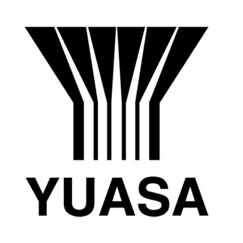 Yuasa 3 Vinyl Decal <div> High glossy, premium 3 mill vinyl, with a life span of 5 – 7 years! </div>