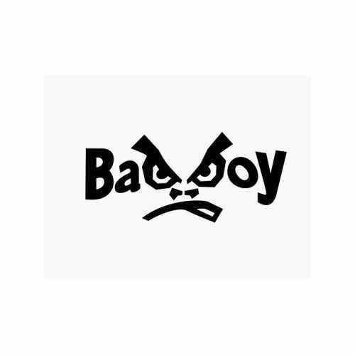 Bad Boy  Vinyl Decal Sticker  Size option will determine the size from the longest side Industry standard high performance calendared vinyl film Cut from Oracle 651 2.5 mil Outdoor durability is 7 years Glossy surface finish