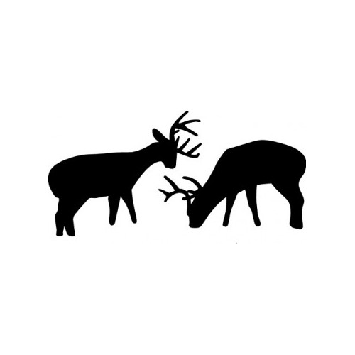 Buck  v38 Vinyl Decal High glossy, premium 3 mill vinyl, with a life span of 5 - 7 years!
