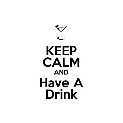 Keep Calm And Have A Drink Vinyl Decal Sticker Size option will determine the size from the longest side Industry standard high performance calendared vinyl film Cut from Oracle 651 2.5 mil Outdoor durability is 7 years Glossy surface finish