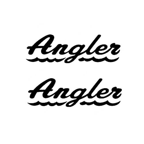 Angler Older Style Boat