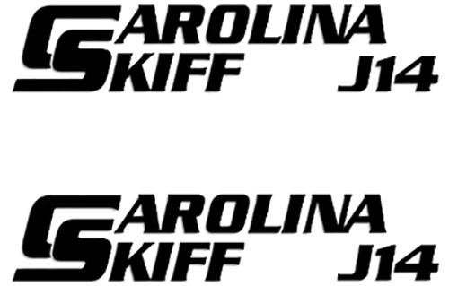 Carolina Skiff J14 Boat