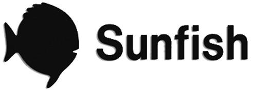 Sunfish Sail Style 2 Boat Vinyl Decal