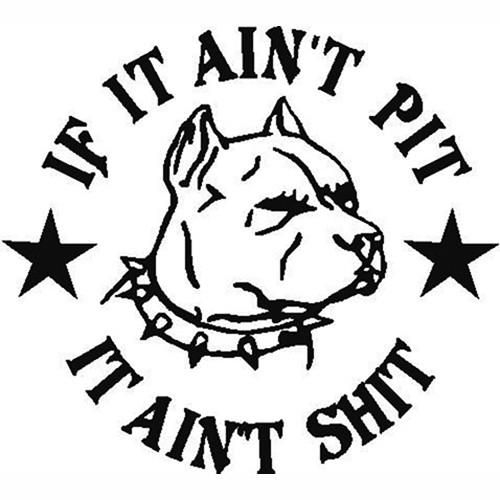 If It Ain't Pit It Ain't Shit