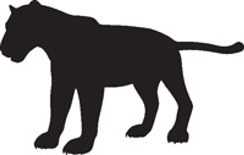 Panther 11 Vinyl Decal High glossy, premium 3 mill vinyl, with a life span of 5 - 7 years!