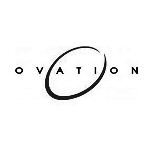 Mooney Ovation Logo Vinyl Decal Graphic High glossy, premium 3 mill vinyl, with a life span of 5 – 7 years!