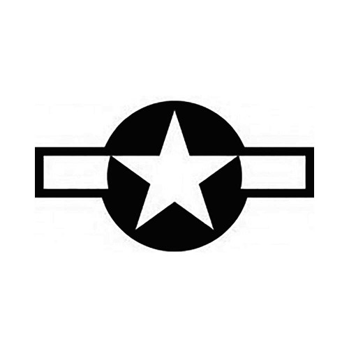 <p>United States Aircraft Insignia Vinyl Graphics Decal 1943 to 1947 Vinyl Decal Graphic High glossy, premium 3 mill vinyl, with a life span of 5 &ndash; 7 years!</p>