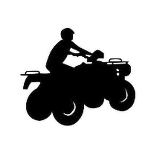 Our ATV v11 Decal Sticker comes in High glossy, premium 3 mill vinyl, with a life span of 5 - 7 years. Color Options Available. <strong></strong> &nbsp;